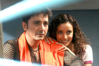 Movie Still From The Film Kuchh Kariye,Sukhwinder Singh,Shriya