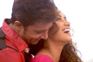 Movie Still From The Film Kuchh Kariye,Sukhwinder Singh,Shriya
