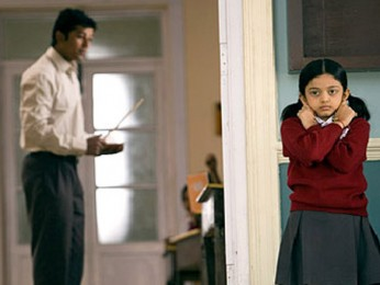 Movie Still From The Film Paathshaala,Dwij Yadav,Avika Gor