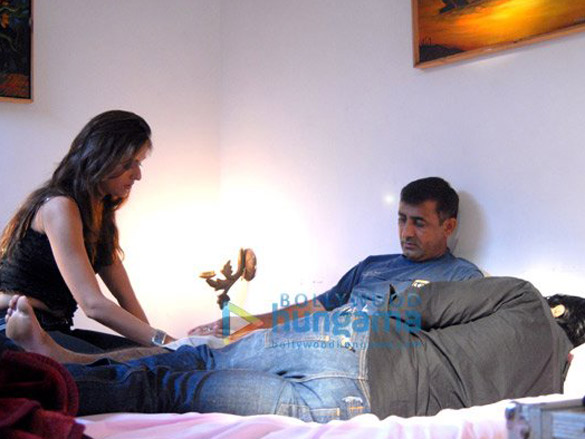 On the sets of Toss