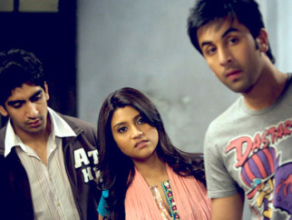 On The Sets Of The Fillim of Wake Up Sid Featuring,Ranbir Kapoor