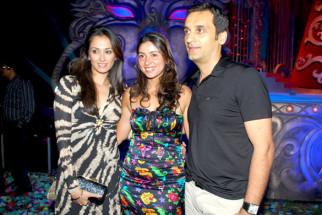 Photo Of Gayatri Joshi,Vicky Oberoi From Akshay,Katrina,Anil and Sonam grace Triumph Lingerie show