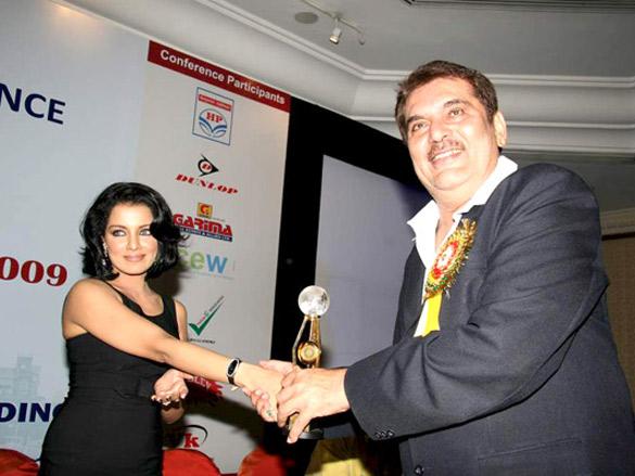 Celina Jaitly at Achiever Awards' function