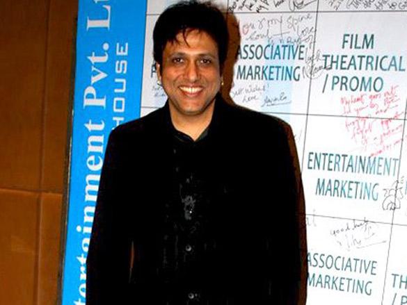 Govinda rocks at Go Fish Entertainment's 5th year celebration bash