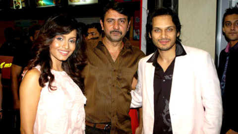 Photo Of Bhavna Pani,Zaigham Ali Syed,Akshay Kapoor From Premiere of Fast Forward