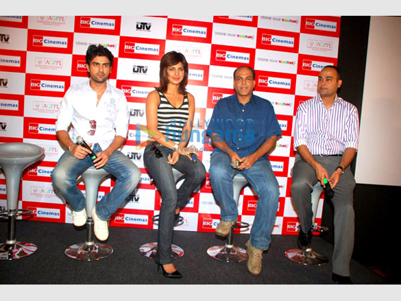 Press conference of What's Your Raashee at BIG Cinemas,Ghatkopar