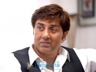 Movie Still From The Film Fox Featuring Sunny Deol