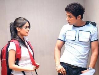 Movie Still From The Film Love Khichdi Featuring Randeep Hooda,Riya Sen
