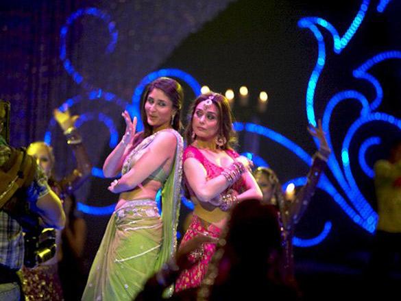 Kareena Kapoor,Preity Zinta