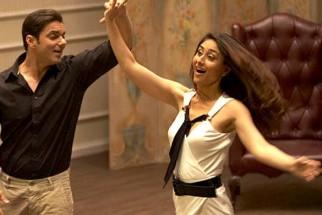 Movie Still From The Film Main Aur Mrs Khanna Featuring Sohail Khan,Kareena Kapoor
