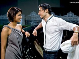 Movie Still From The Film Pyaar Impossible Featuring Priyanka Chopra,Dino Morea