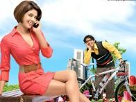 Movie Still From The Film Pyaar Impossible Featuring Priyanka Chopra,Uday Chopra