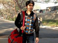 Movie Still From The Film Vroom,Gaurav Bajaj