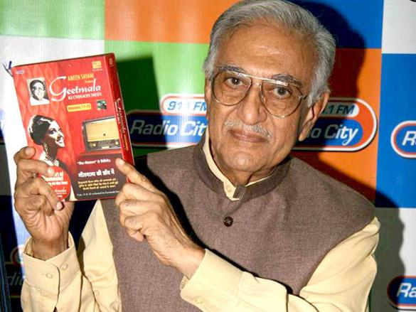Ameen Sayani launches 'Geetmala Ki Chhaon Mein' – Vol. 11-15