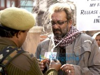 Movie Still From The Film Lamhaa,Sanjay Dutt