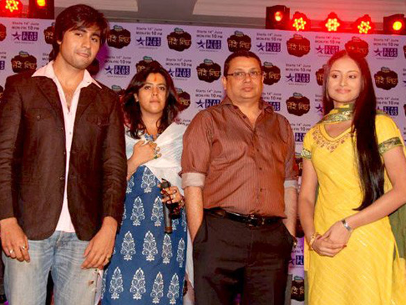 Launch of Star Plus serial 'Tere Liye'