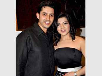 Photo Of Sameer Aftab,Jahan Bloch From The Team of 'Krantiveer - The Revolution' at the launch of Amboli Bar and Kitchen