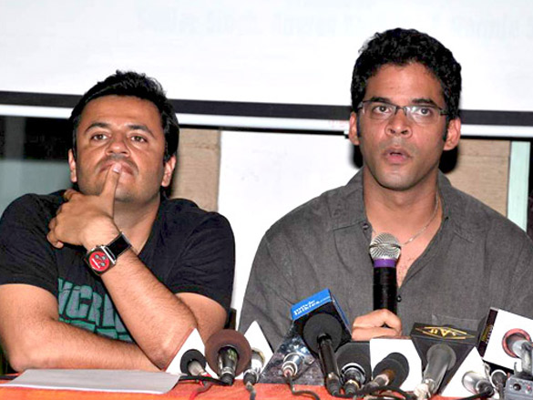 Press meet of film 'Udaan'