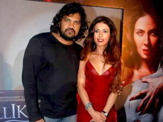 Photo Of Wilson Louis,Sheena Nayar From The Press meet of 'Mallika'