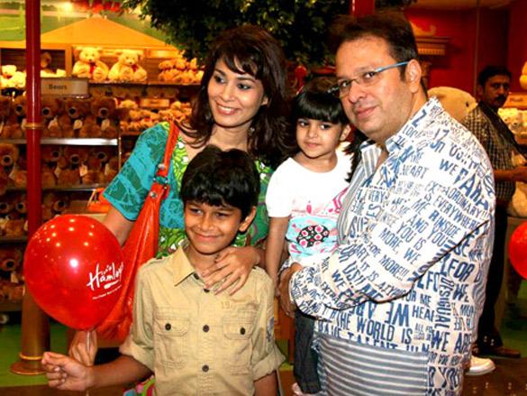 Celebs gracing 'Hamleys Toy Store' launch