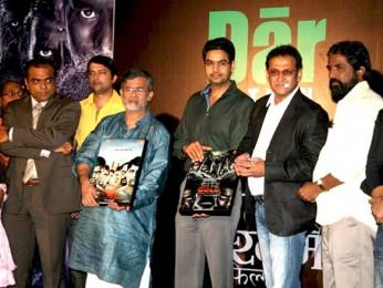 Photo Of Vikram Khakhar,Arya Babbar,Jawad Ahmad,Gulshan Grover From The Audio release of 'Virsa'