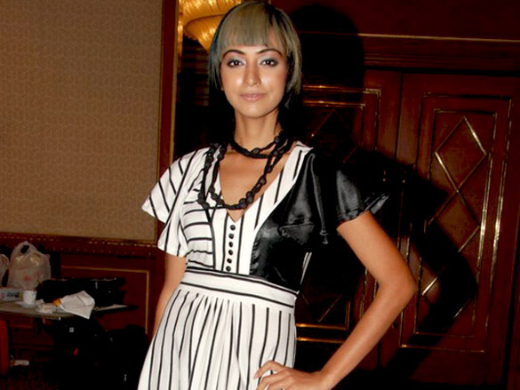 Sagarika Ghatge walks for Schwarzkopf show