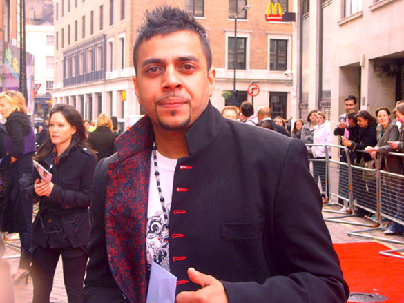 Photo Of Juggy D From The Premiere of It's a Wonderful After Life in U.K.