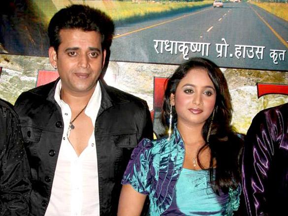 Anup Jalota's Bhojpuri film Sadak launch