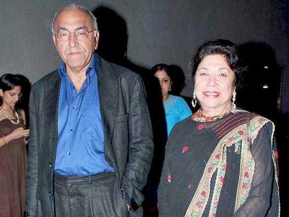 Anu Agarwal at Suresh-Devika Bhojwani's bash