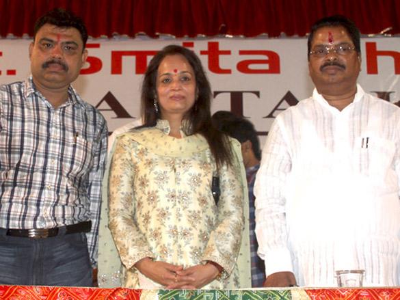Smita Thackeray at DPL Cricket Tournament at Andheri
