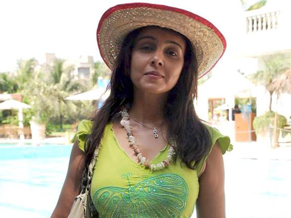 Suchitra Krishnamurthy at the Club Goan Carnival