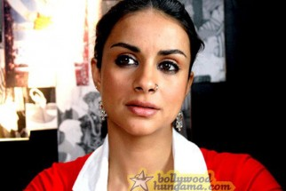 Movie Still From The Film Straight Featuring Gul Panag