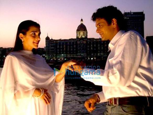 Movie Still From The Film Sunona Featuring Tara Sharma,Dharmendra Gohil