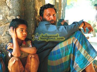 Movie Still From The Film Firaaq Featuring Naseruddin Shah