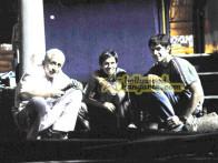 Movie Still From The Film Barah Aana Featuring Naseruddin Shah,Vijay Raaz,Arjun Mathur