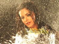 Movie Still From The Film Aloo Chaat Featuring Aamna Shariff