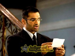 Movie Still From The Film Daddy Cool Featuring Sunil Shetty