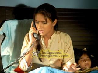 Movie Still From The Film 13B Featuring Neetu Chra