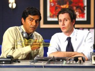 Movie Still From The Film Outsourced Featuring Asif Basra,Josh Hamilton
