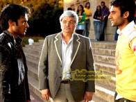 Movie Still From The Film Kal Kissne Dekha Featuring Rishi Kapoor,Jacky Bhagnani