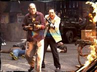 Movie Still From The Film Kaminey Featuring Deb Mukherjee,Rajatabha Dutta