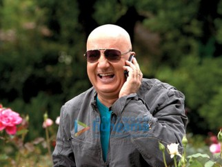 Movie Still From The Film Life Partner Featuring Anupam Kher