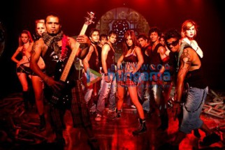 Movie Still From The Film Luck Featuring Shruti K. Haasan