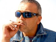 Movie Still From The Film Runway Featuring Lucky Ali