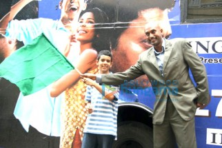 Photo Of Tanay Chheda From The Tanay Flags Off Slumdog Millionaire Express