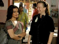 On The Sets Of The Film Hisss Featuring Mallika Sherawat,Irrfan Khan,Jeff Douchette,Divya Dutta,Raman Trikha