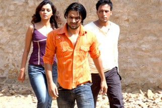 Movie Still From The Film Soch Lo,Barkha Madan, Sartaj Singh Pannu