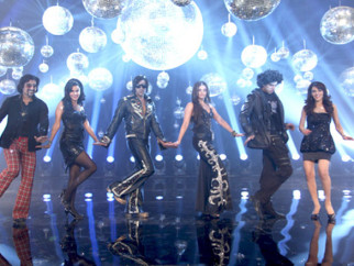 Movie Still From The Film Action Replayy,Neha Dhupia,Akshay Kumar,Aishwarya Rai