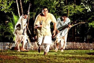 Movie Still From The Film Khelein Hum Jee Jaan Sey,Vijay Maurya