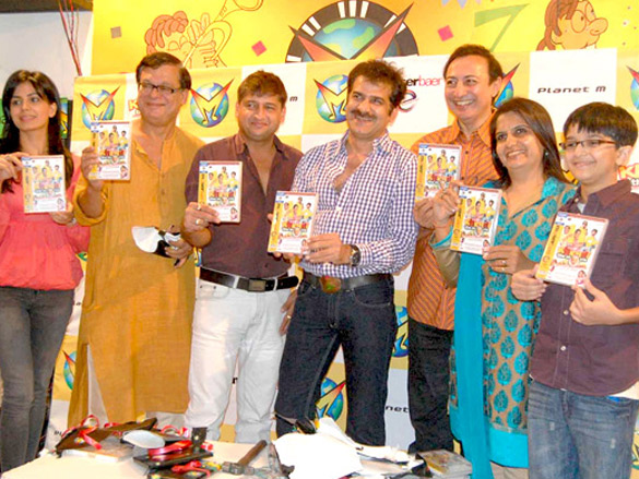 Plantet M launches anti piracy campaign with Khichdi DVD launch